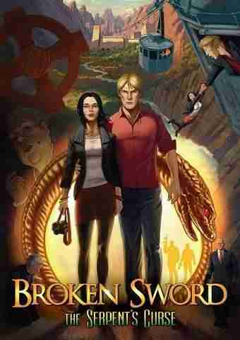 Descargar Broken Sword 5 The Serpents Curse [MULTI5][Episode 1][FLT] por Torrent